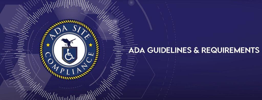 ADA guideines - adasitecompliance.com