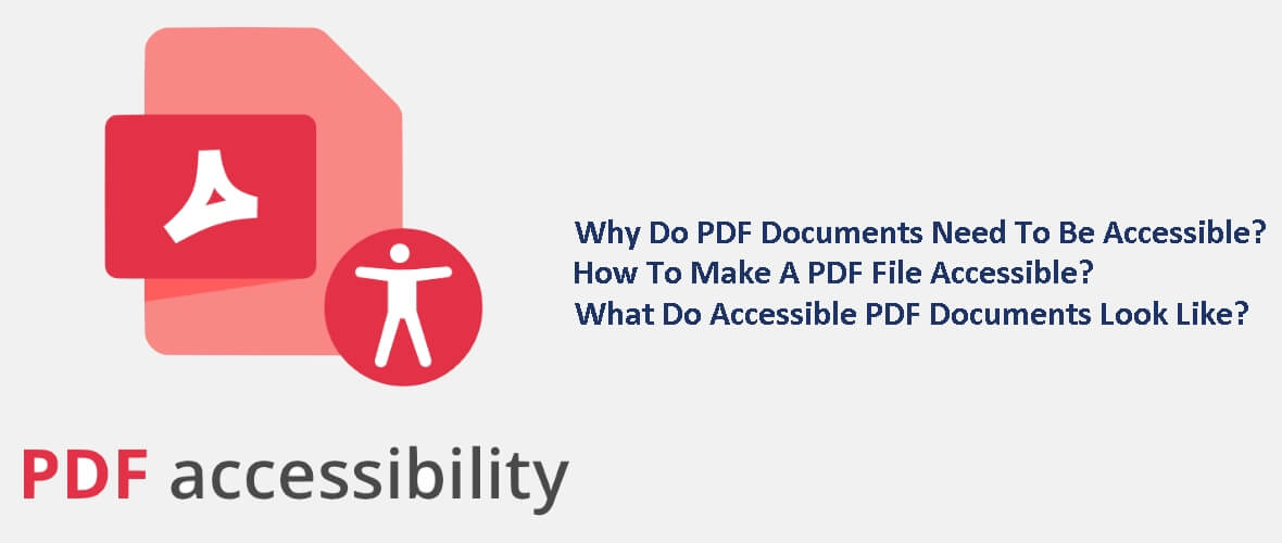 PDF Accessibility by adasitecompliance.com - why do PDF documents need to be accessible? how to make a PDF file accessible? what do accessible PDF documents look like?