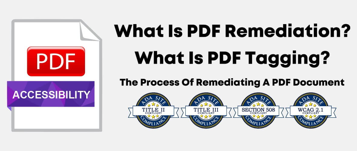 PDF Remediation: What Is It & Why Is It Important?
